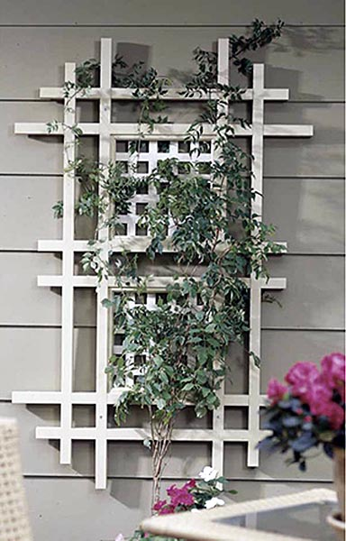 One Terrific Trellis Woodworking Plan - Product Code DP-00330