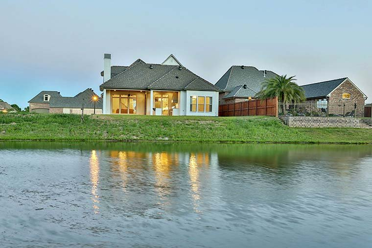 European, French Country, Southern House Plan 40314 with 4 Beds, 4 Baths, 2 Car Garage Picture 12