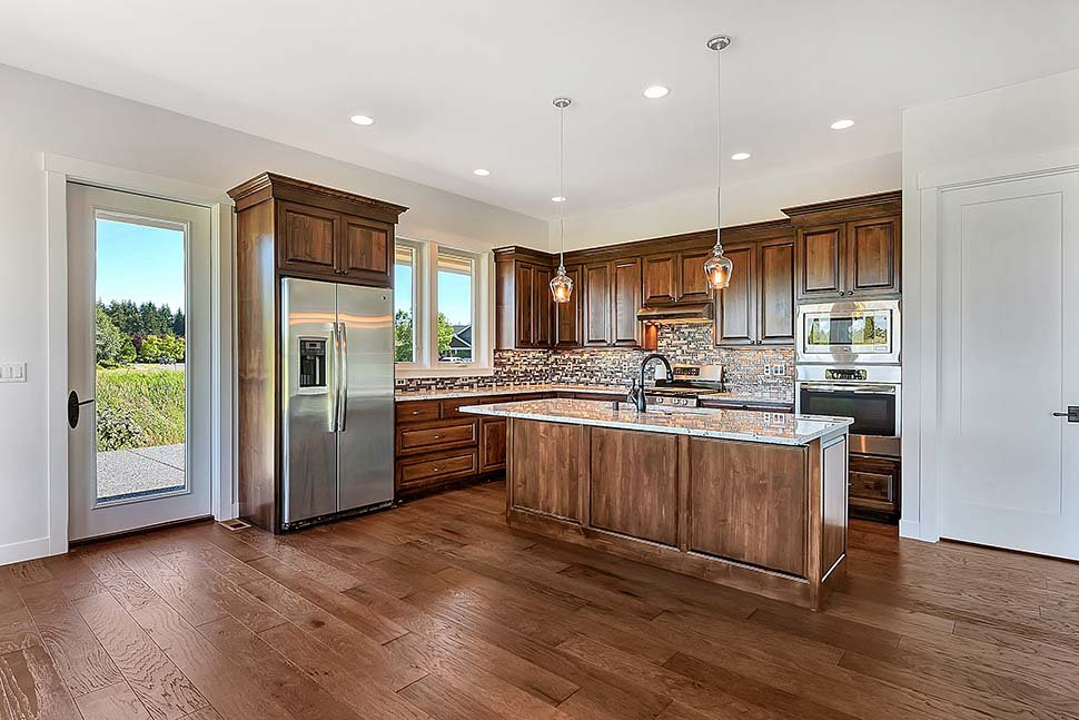 Country, Craftsman, Farmhouse House Plan 40922 with 3 Beds, 3 Baths, 2 Car Garage Picture 8