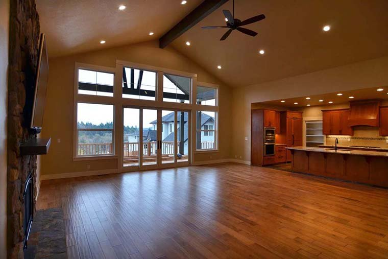 Country, Craftsman, Traditional House Plan 41201 with 3 Beds, 3 Baths, 3 Car Garage Picture 10