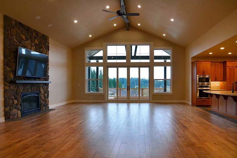 Country, Craftsman, Traditional House Plan 41201 with 3 Beds, 3 Baths, 3 Car Garage Picture 9