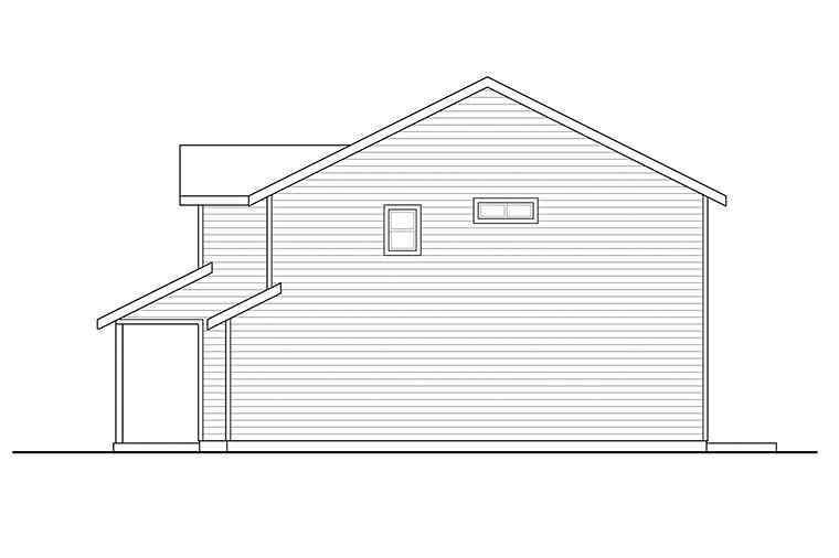 Country, Traditional House Plan 41304 with 3 Beds, 3 Baths, 2 Car Garage Picture 1