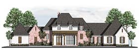 Plan Number 41560 - 3582 Square Feet