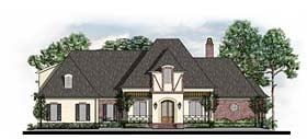 Plan Number 41564 - 4393 Square Feet