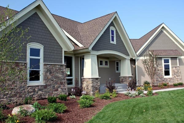 Craftsman, Traditional House Plan 42498 with 4 Beds, 4 Baths, 3 Car Garage Picture 3