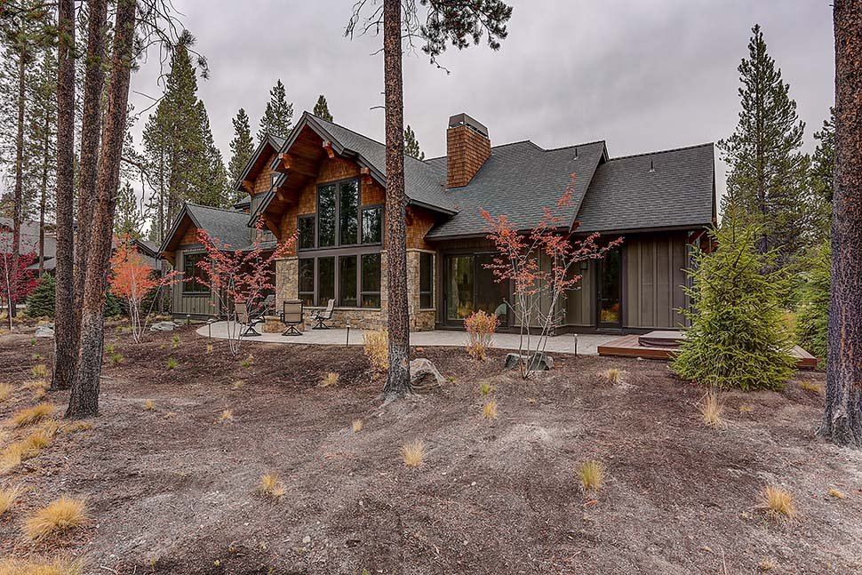 Country, Craftsman House Plan 43326 with 5 Beds, 6 Baths, 3 Car Garage Picture 1