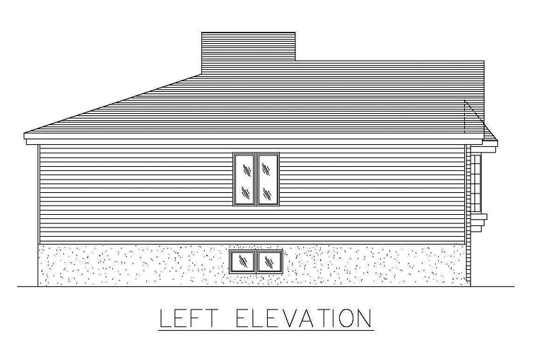 European Multi-Family Plan 48250 with 4 Beds, 2 Baths Picture 1