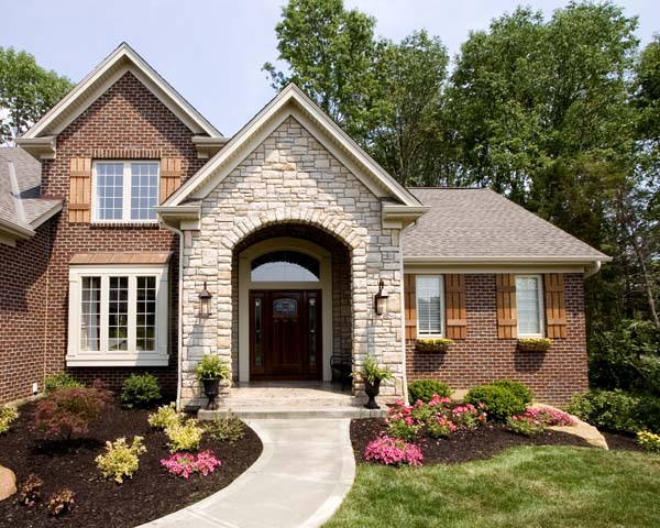 House Plan 50129 with 4 Beds, 3 Baths, 2 Car Garage Picture 1