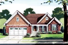 Plan Number 50130 - 1791 Square Feet