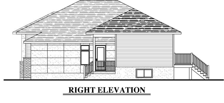 Contemporary Multi-Family Plan 50338 with 6 Beds, 4 Baths Picture 2