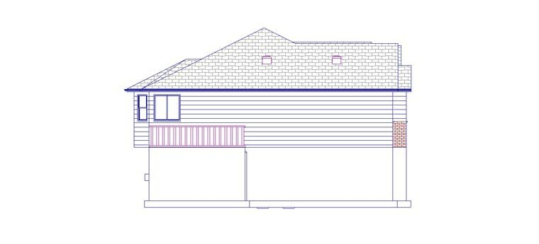 House Plan 50464 with 5 Beds, 4 Baths, 2 Car Garage Picture 1