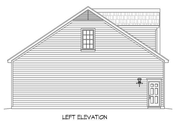 4 Car Garage Plan 51505 Picture 1