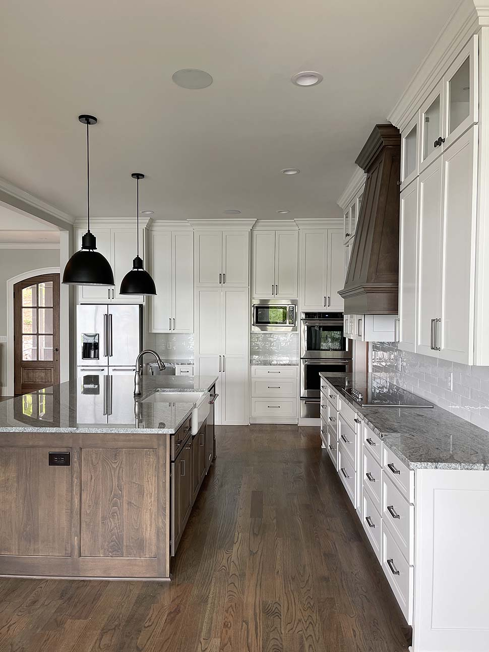 Craftsman, Traditional House Plan 52033 with 3 Beds, 4 Baths, 4 Car Garage Picture 16