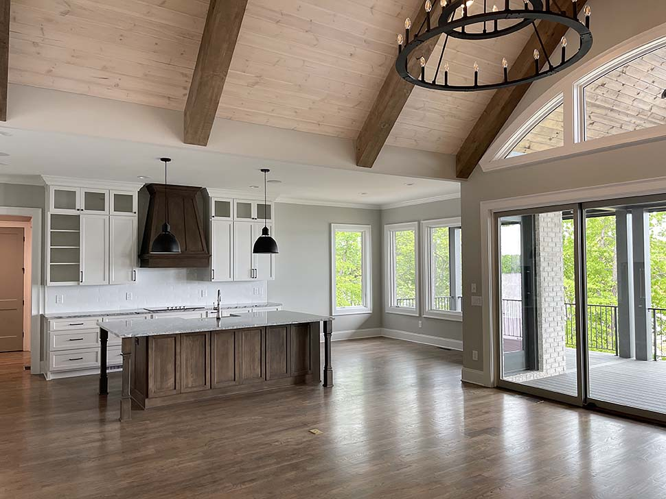 Craftsman, Traditional House Plan 52033 with 3 Beds, 4 Baths, 4 Car Garage Picture 18
