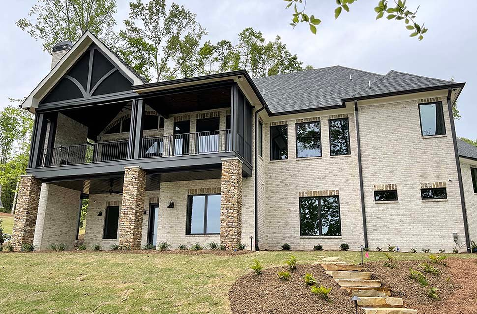Craftsman, Traditional House Plan 52033 with 3 Beds, 4 Baths, 4 Car Garage Picture 8