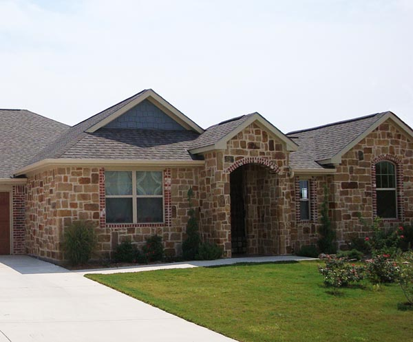 European, Traditional House Plan 56522 with 2 Beds, 3 Baths, 2 Car Garage Picture 1
