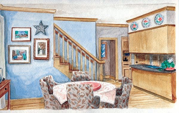 Cabin, Cottage, Craftsman, Farmhouse House Plan 56570 with 3 Beds, 3 Baths Picture 1