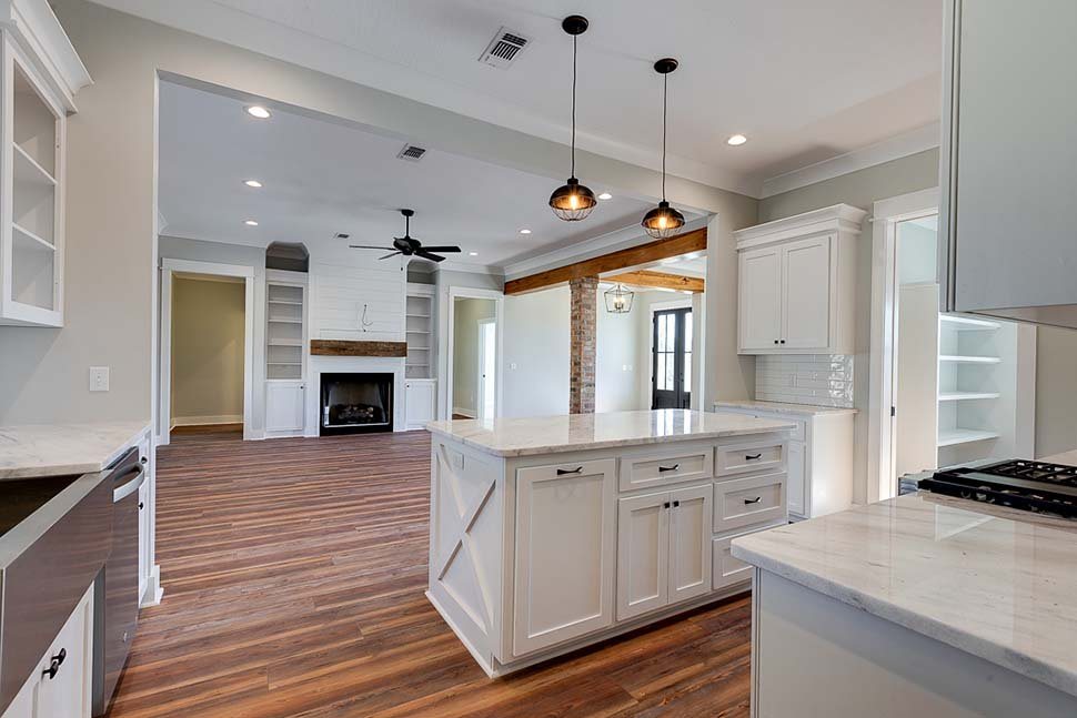 Country, Craftsman, Farmhouse House Plan 56912 with 3 Beds, 2 Baths, 2 Car Garage Picture 15