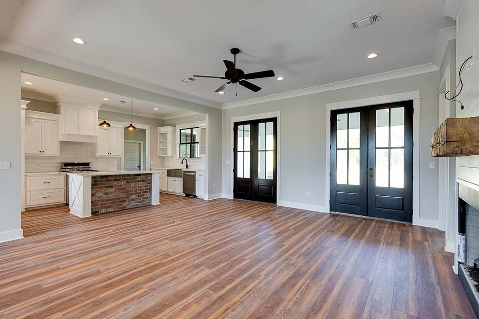 Country, Craftsman, Farmhouse House Plan 56912 with 3 Beds, 2 Baths, 2 Car Garage Picture 7