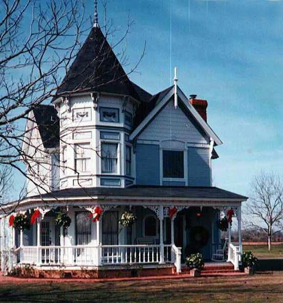 Victorian House Plan 62408 with 3 Beds, 3 Baths Elevation