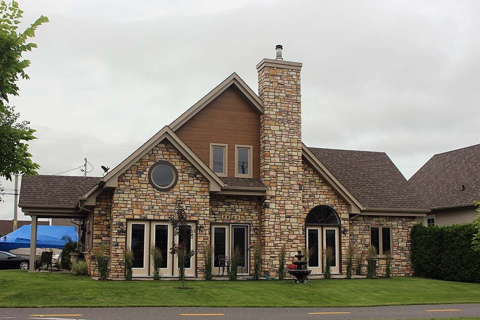 Bungalow, Cottage, Country, Craftsman House Plan 65246 with 3 Beds, 2 Baths Picture 10