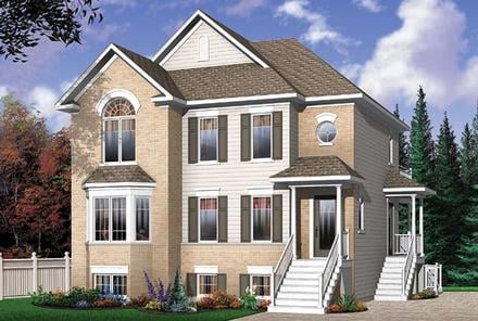 Multi-Family Plan 65340