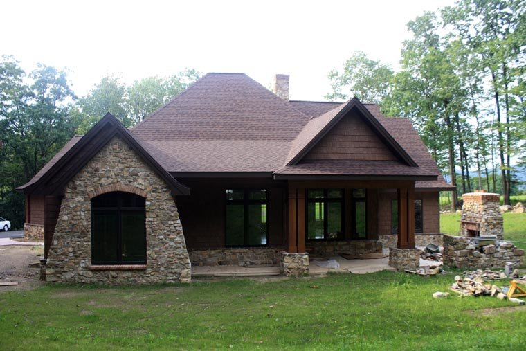 Cottage, Craftsman, Tuscan House Plan 65862 with 3 Beds, 3 Baths, 2 Car Garage Picture 17