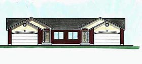 Plan Number 70457 - 4872 Square Feet