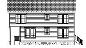 House Plan 71901 with 3 Beds, 3 Baths Picture 2