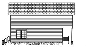 House Plan 71901 with 3 Beds, 3 Baths Picture 3