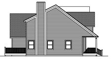 House Plan 71902 with 3 Beds, 3 Baths, 3 Car Garage Picture 1