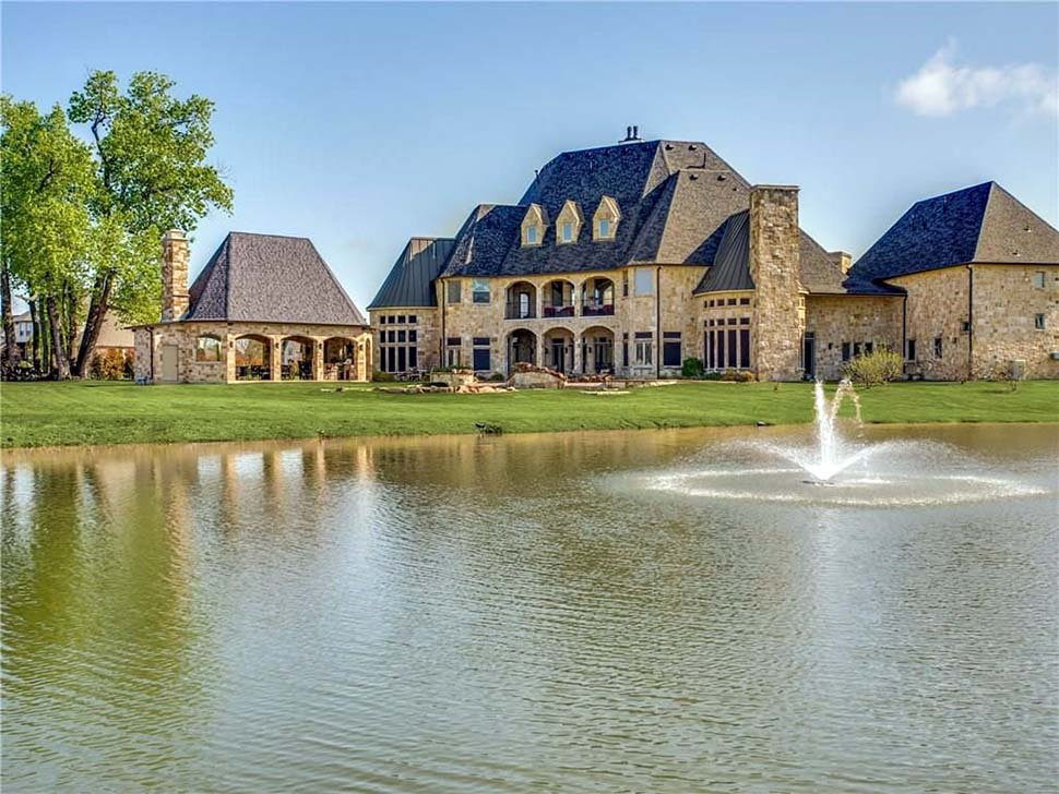 European, Greek Revival House Plan 72130 with 6 Beds, 5 Baths, 4 Car Garage Picture 16