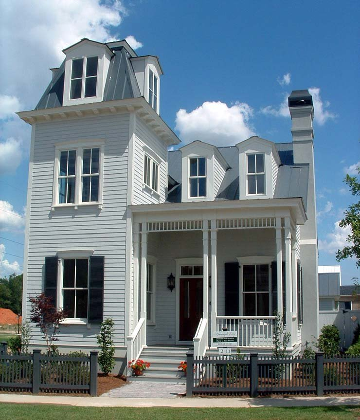 Historic, Italian, Victorian House Plan 73730 with 3 Beds, 3 Baths Picture 1