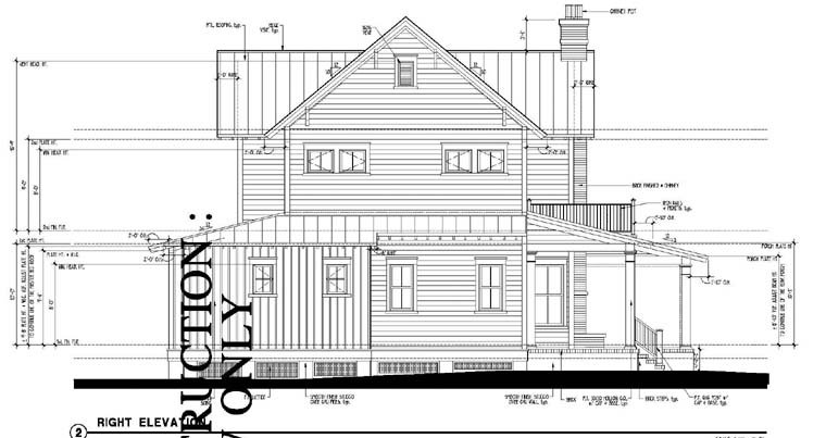 Country, Historic House Plan 73864 with 5 Beds, 6 Baths Picture 2