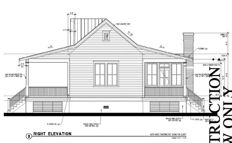 Country, Historic House Plan 73887 with 2 Beds, 2 Baths Picture 2