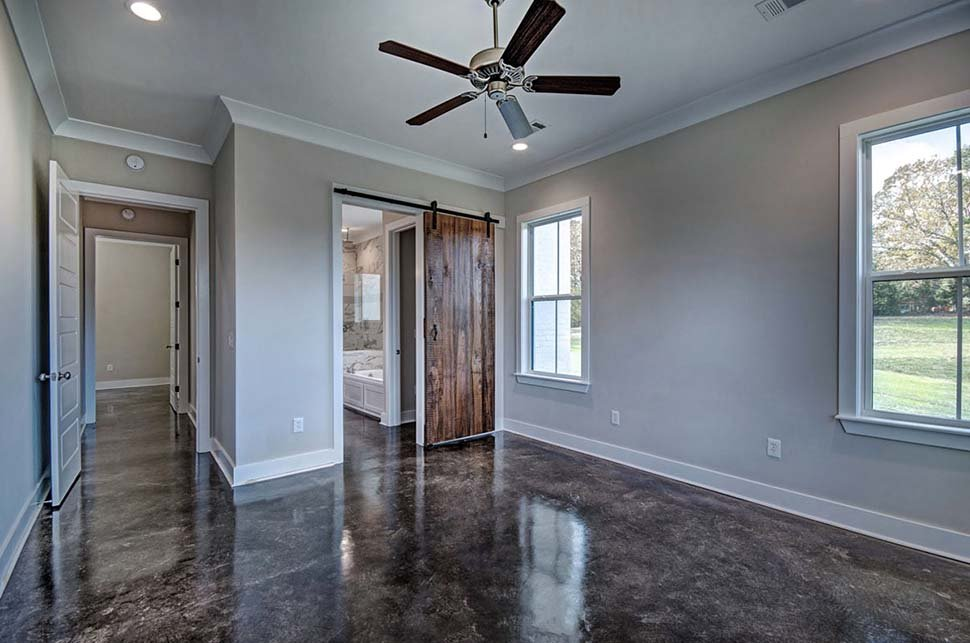 Craftsman, Farmhouse, Traditional House Plan 74637 with 4 Beds, 3 Baths, 2 Car Garage Picture 9