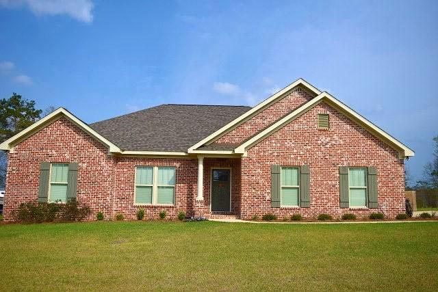 Traditional House Plan 74764 with 4 Beds, 2 Baths, 2 Car Garage Elevation