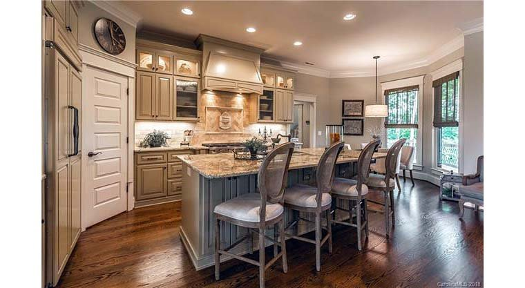 Cottage, Craftsman, Tuscan House Plan 75134 with 4 Beds, 4 Baths, 2 Car Garage Picture 19
