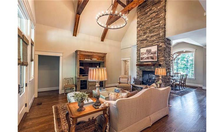 Cottage, Craftsman, Tuscan House Plan 75134 with 4 Beds, 4 Baths, 2 Car Garage Picture 25