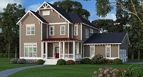 Plan Number 75309 - 3048 Square Feet