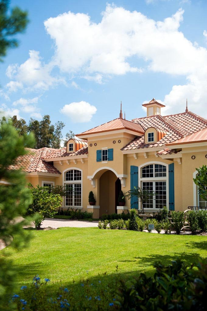 Mediterranean House Plan 78104 with 3 Beds, 4 Baths, 2 Car Garage Picture 3