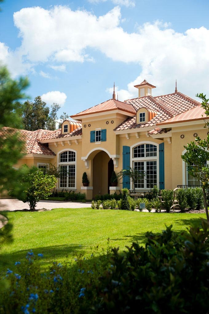 Mediterranean House Plan 78104 with 3 Beds, 4 Baths, 2 Car Garage Picture 4