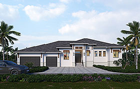 Plan Number 78152 - 2994 Square Feet