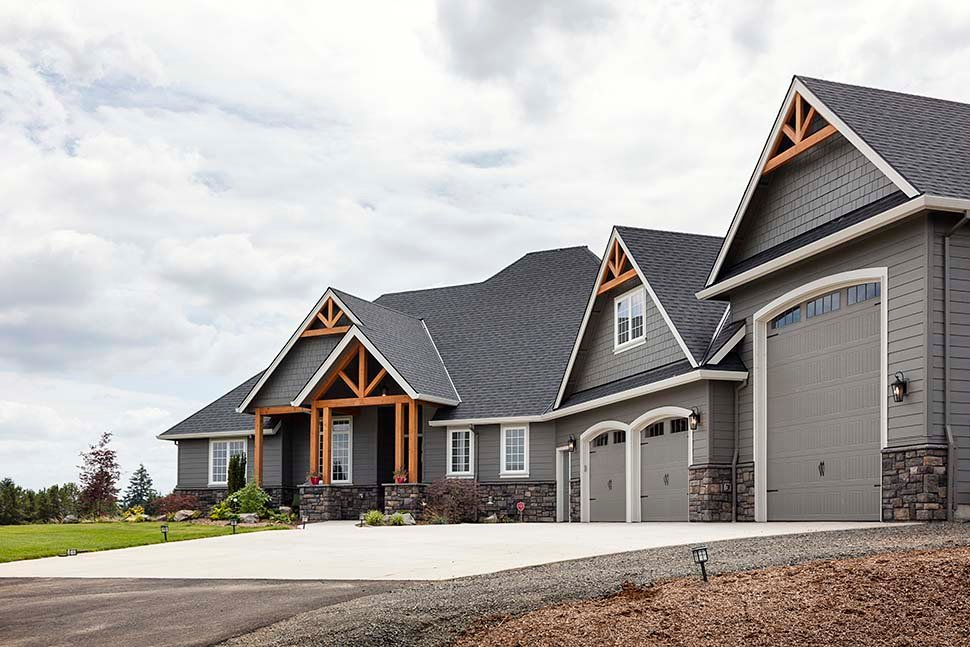 Country, Craftsman House Plan 81204 with 3 Beds, 3 Baths, 2 Car Garage Picture 6