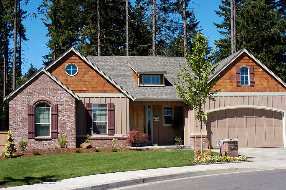 Bungalow, Craftsman House Plan 81227 with 3 Beds, 2 Baths, 3 Car Garage Picture 11