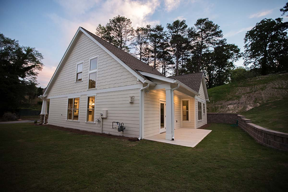 Bungalow, Craftsman House Plan 81248 with 4 Beds, 3 Baths, 2 Car Garage Picture 1