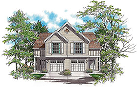 Plan Number 81288 - 2904 Square Feet