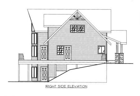 House Plan 87205 with 3 Beds, 3 Baths Picture 1