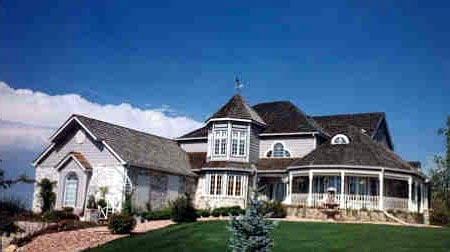 Victorian House Plan 90602 with 4 Beds, 3 Baths, 2 Car Garage Picture 3
