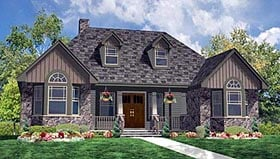 Plan Number 90655 - 1793 Square Feet